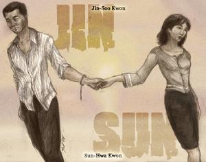 Sun/Jin 壁纸