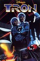 TRON Film Poster - tron photo