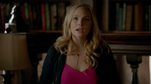 TVD 8x03 ''You Decided That I Was Worth Saving''