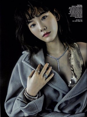 Taeyeon Vogue December
