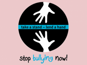Take a stand lend hand