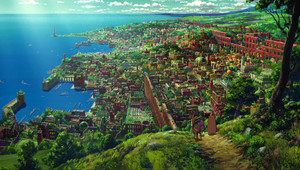 Tales from Earthsea Scenery