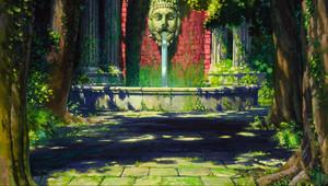 Tales from Earthsea Scenery
