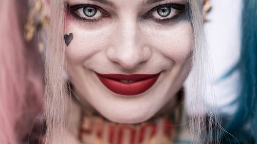 Harley Quinn wallpaper titled Tattoo Guide ~ Harley Quinn