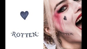 Tattoo Guide ~ Harley Quinn