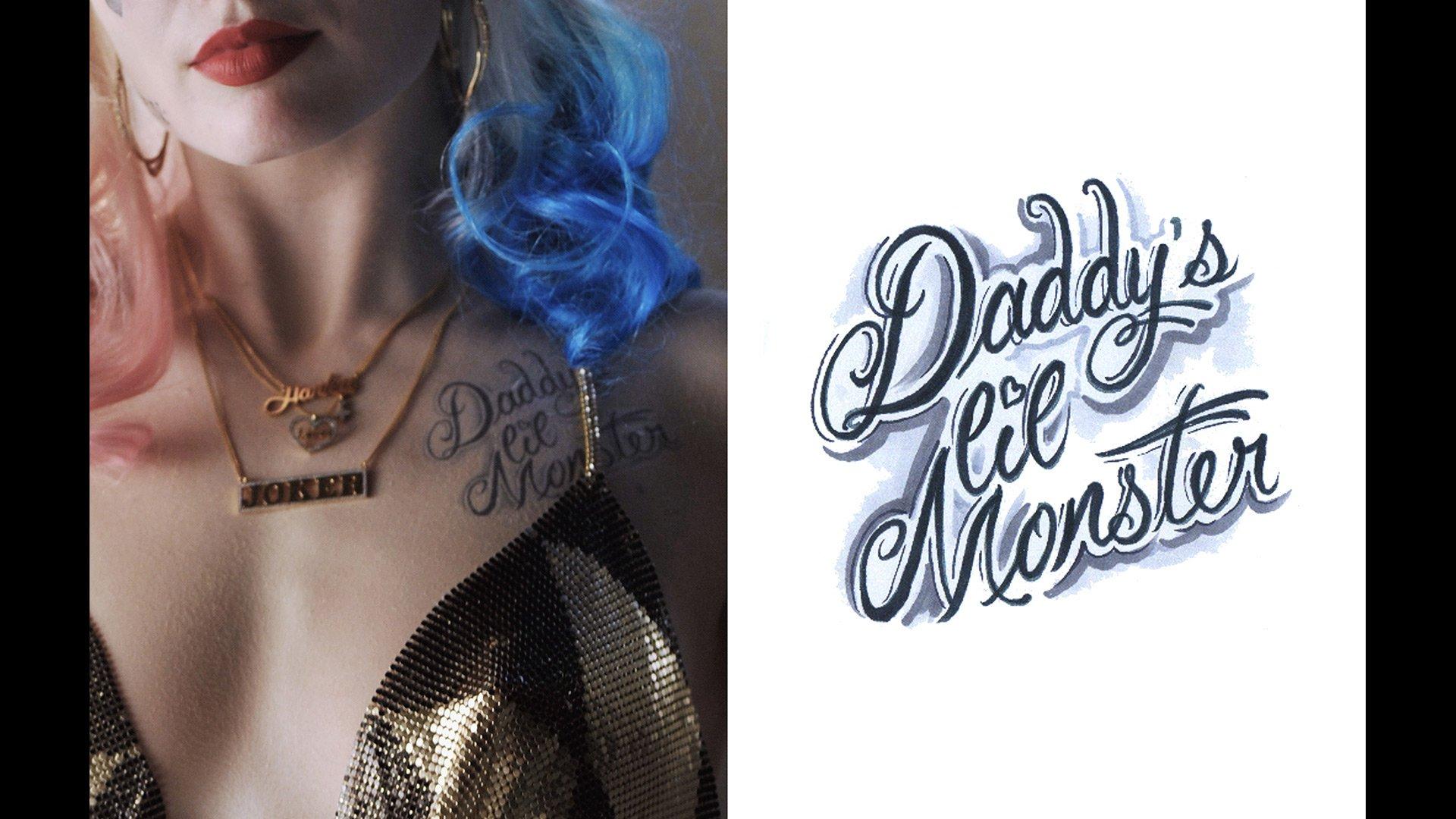 Tattoo Guide ~ Harley Quinn
