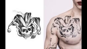 Tattoo Guide ~ The Joker