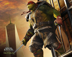 Teenage Mutant Ninja Turtles 2 Raphael