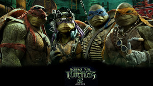 Teenage Mutant Ninja Turtles Out Of The Shadows Desktop वॉलपेपर