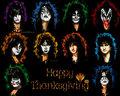 Thanksgiving KISS'es - kiss photo