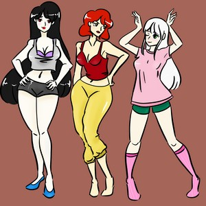 The 3 OCs