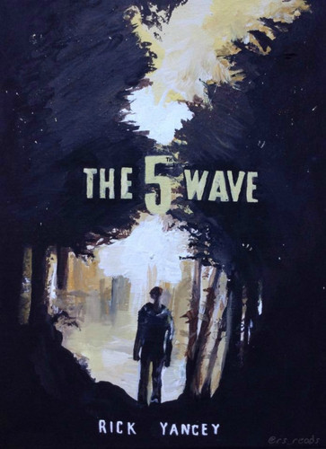 The 5th Wave (movie) imagens The 5th Wave Fanmade Book Cover