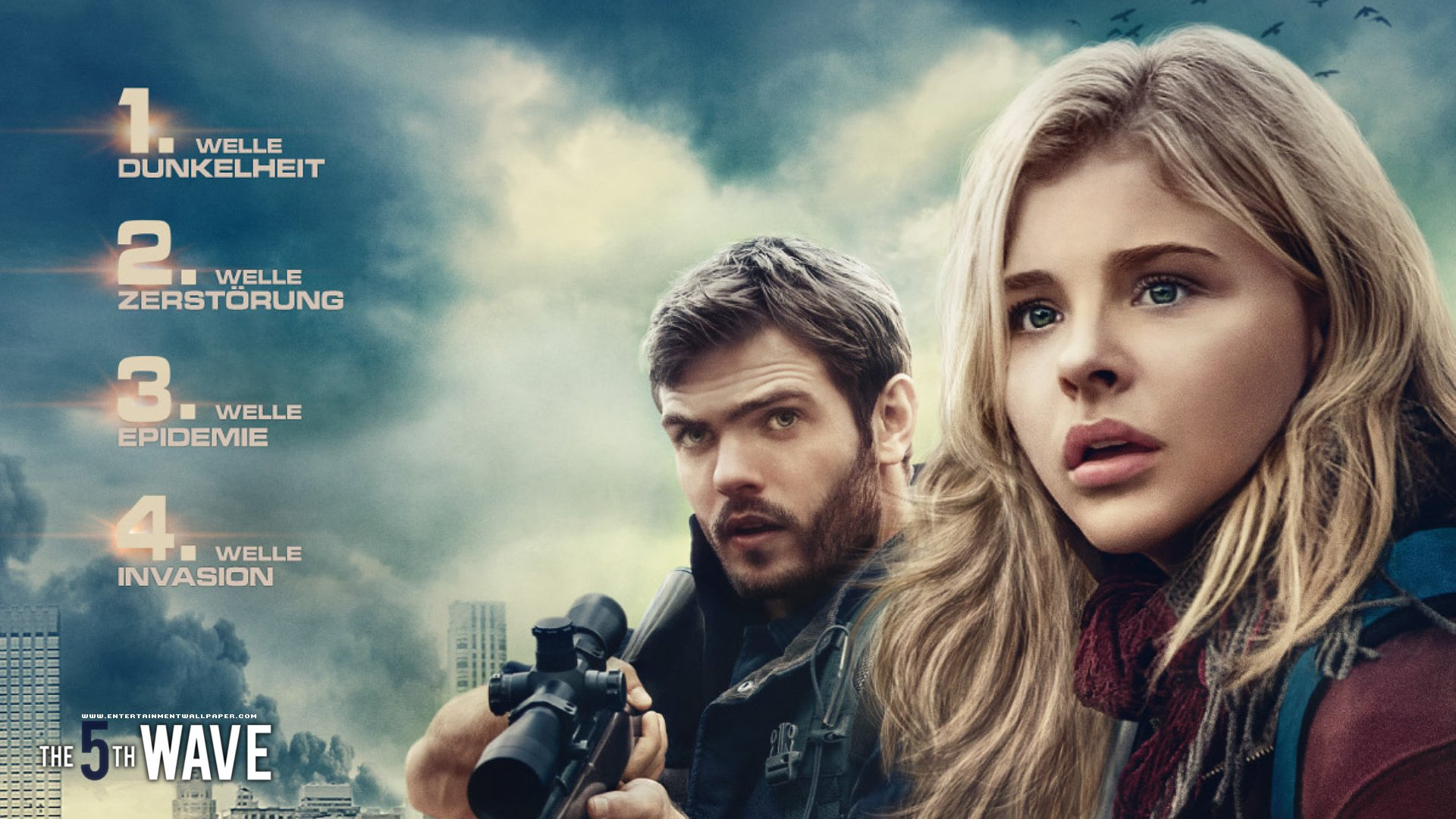 The 5th wave (movie) images the 5th wave wallpapers hd wallpaper.