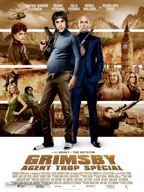 the brothers grimsby deutsch