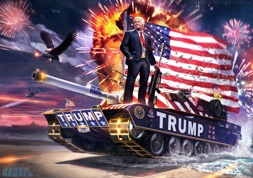 Donald trump images the donald hd wallpaper and background for Make america great again wallpaper