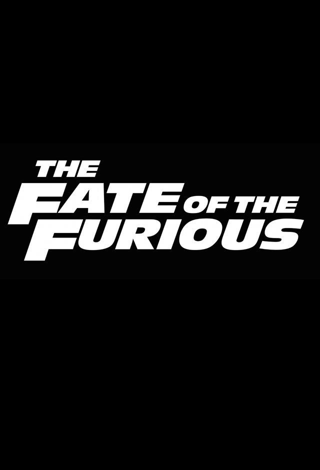The Fate of the Furious (2017) Teaser Poster