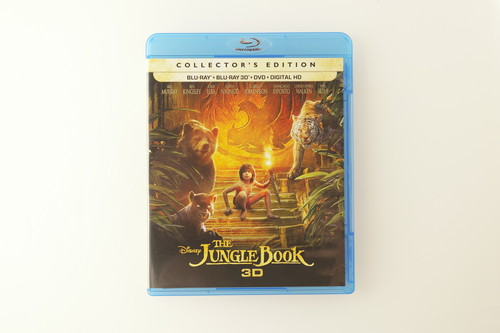 The Jungle Book Обои possibly containing a cassette tape and Аниме titled The Jungle Book Collector's Edition (2016)