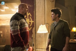 The Libarians - Episode 3.03 - And The Reunion of Evil - Promo Pics