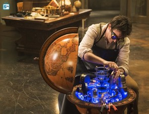 The Librarians - Episode 3.02 - And The Fangs of Death - Promo Pics