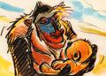 The Lion King concept art - the-lion-king fan art
