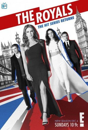 The Royals Season 3 Poster