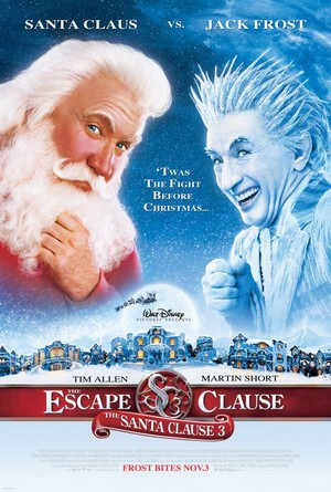 The Santa Clause 3: The Escape Clause (2006) Poste