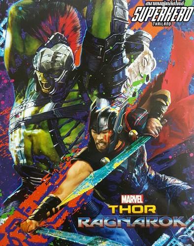 Thor: Ragnarok wolpeyper titled Thor: Ragnarok - Concept Art