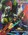 Thor: Ragnarok - Concept Art - thor-ragnarok fan art