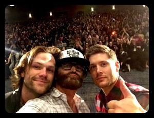 Timothy Omundson and J2