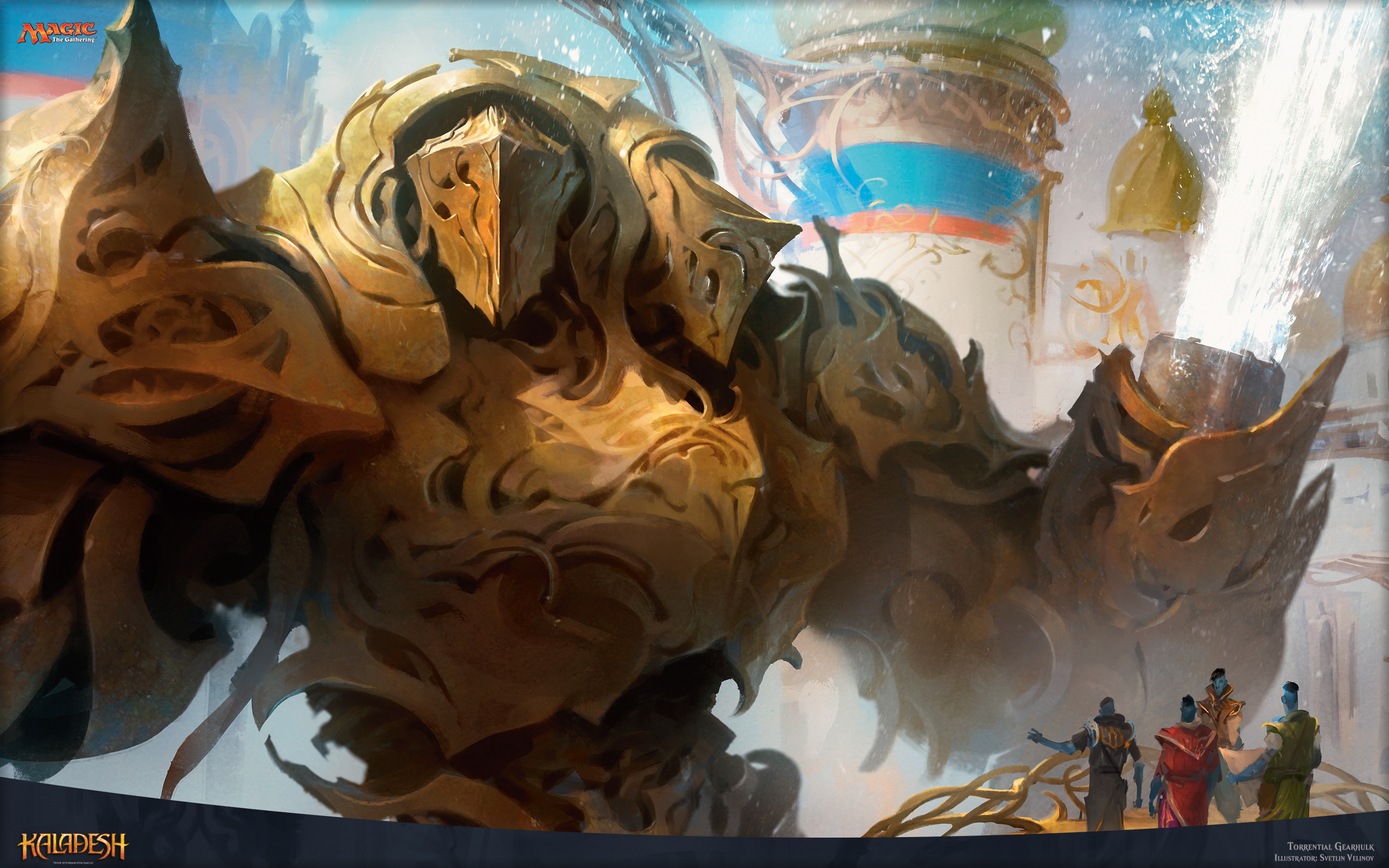 Magic The Gathering Images Torrential Gearhulk HD Wallpaper And Background Photos