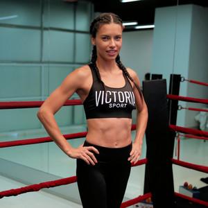 Train like an Angel with: Adriana Lima