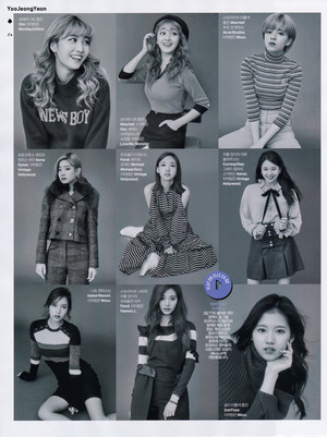 Twice ELLE KOREA