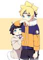 Boruto & Himawari