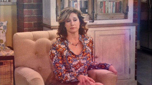 Nancy Travis वॉलपेपर called Vanessa Baxter