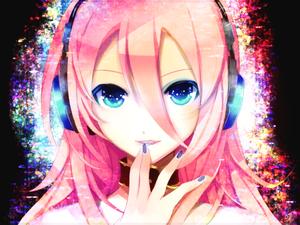 Vocaloid luka coloured lily によって krystaliaucara d49li4x