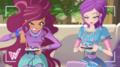 WOW~  Aisha vs Tecna - the-winx-club photo