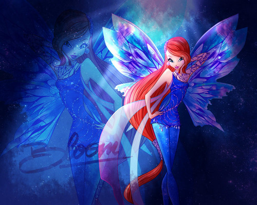 El Club Winx fondo de pantalla entitled WOW~ Bloom Dreamix