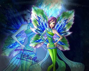 WOW~ Tecna Dreamix