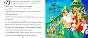 Walt Disney Books – The Little Mermaid: The Rise of Cobaa (Danish Version)