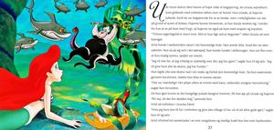 Walt disney buku – The Little Mermaid: The Rise of Cobaa (Danish Version)