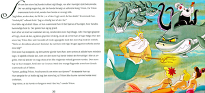 Walt ディズニー 本 – The Little Mermaid: The Rise of Cobaa (Danish Version)