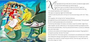 Walt disney Books – The Little Mermaid: The Rise of Cobaa (Danish Version)
