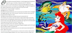 Walt disney libros – The Little Mermaid: The Rise of Cobaa (Danish Version)