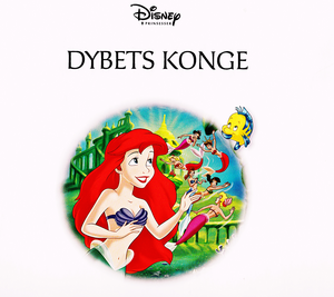 Walt Disney livres – The Little Mermaid: The Rise of Cobaa (Danish Version)