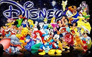 Walt 迪士尼 Characters