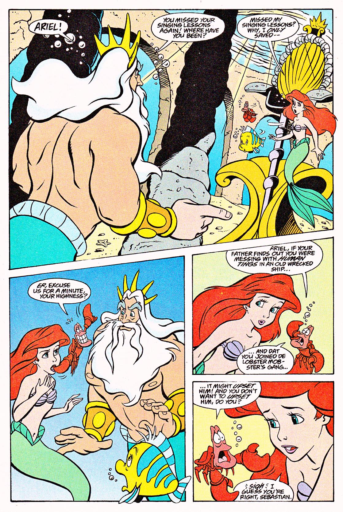 Порно комиксы disney 83