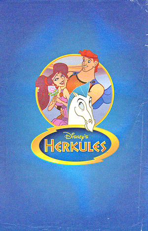 Walt 迪士尼 Movie Comics - Hercules (Danish 1997 Version)