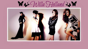 Willa Holland Wallpaper