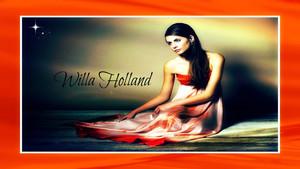 Willa Holland Обои