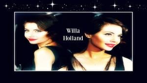 Willa Holland দেওয়ালপত্র